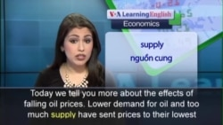 Anh ngữ đặc biệt: World Oil Prices (VOA)