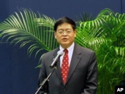 北京大學國際關系學院院長王緝思
