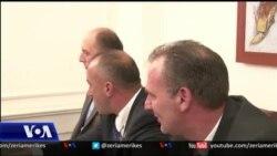 Partitë opozitare takohen me presidenten Jahjaga