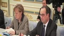 德法領導人將向普京提出烏克蘭和平方案