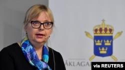 Dozgera Swêdî Eva-Marie Persson