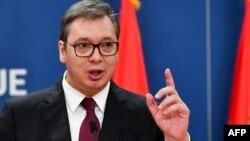 Arhiva - Predsednik republike Aleksandar Vučić