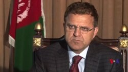 'داعش' افغانستان میں پسپا ہو رہی ہے: افغان سفیر