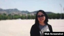 廣州女律師孫世華。