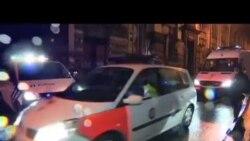 比利時警方發動反恐行動 西方加強戒備