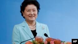 中國國務院副總理劉延東