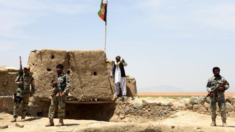 طالبانو بیا د کندهار په شاولي کوټ کې د افغان پوځ په مرکز برید کړی