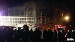 حمله به سفارت عربستان در تهران در هفته گذشته، تنش میان دو کشور را افزایش داد.