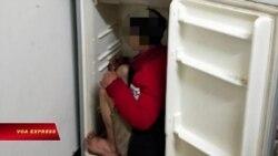 Đài Loan: Lao động Việt bất hợp pháp trốn trong tủ lạnh