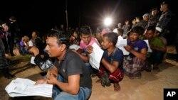 မေလးရွားေရာက္ ျမန္မာအပါအ၀င္တရားမ၀င္လုပ္သား သံုးေထာင္ေက်ာ္ ဖမ္းဆီးခံရ