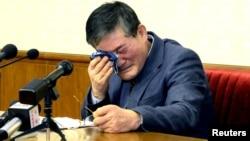 韩裔美国人金东哲。