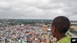 امدادی خوراک کی تقسیم، صومالی سپاہی نےپانچ افرادکو ہلاک کردیا