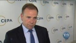 Бен Годжес: Росія прагне повністю контролювати чорноморський регіон. Відео