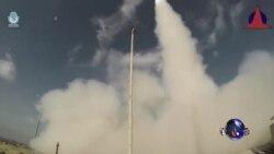 以色列声称远程导弹屏障试验成功