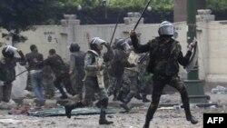 Cтолкновения в Каире