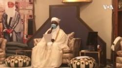 Mai Alfarma Sarkin Musulmi Muhammada Sa'ad Abubakar Ya Ba Da Sanrwar Ganin Watan Ramadan