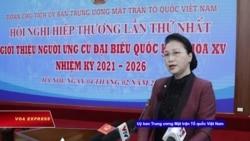 Truyền hình VOA 9/2/21: Quốc hội cần người ngoài đảng 'để tránh mang tiếng độc quyền'?
