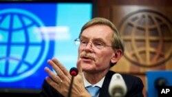 عالمی بینک کے سربراہ کا عہدہ چھوڑنے کا اعلان