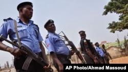 Patroli polisi Nigeria (Foto: dok.)