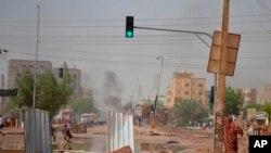 Cartum, capital do Sudão, aos 5 de junho de 2019