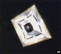"""日本太空探測器""""拂曉號""""畫像"""
