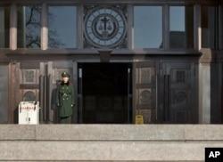 中国最高法院(资料照)