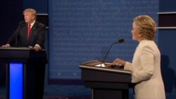 Clinton: I was in the situation room when you were on The Aprentice