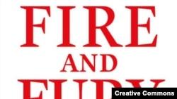 "Le livre de Michael Wolff ""Fire and Fury: Inside the Trump White House"""