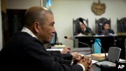 El Tribunal de Sentencia de Chimaltenango condenó a Fermín Felipe Solano Barrillas.