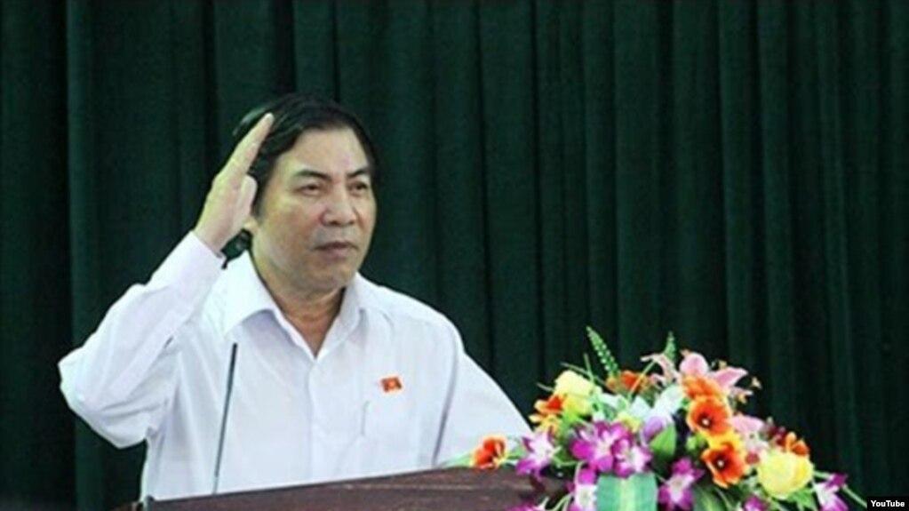 Ông Nguyễn Bá Thanh.