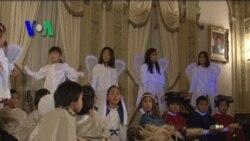 Perayaan Natal di Washington DC - Liputan Berita VOA 23 Desember 2011