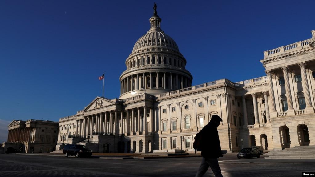 美國國會大廈