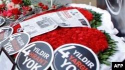 Հրանտ Դինքի հիշատակին նվիրված միջոցառումներ՝ Թուրքիայում