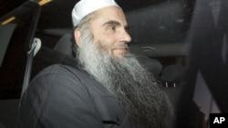Ulama radikal Abu Qatada dibebaskan dengan jaminan (foto: dok).