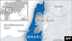 Máy bay rớt ở Israel, 3 người thiệt mạng