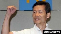 지난 3월29일 중국에서 국가안전위해죄로 체포됬던 김영환(49) 씨