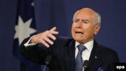 澳大利亞前總理霍華德