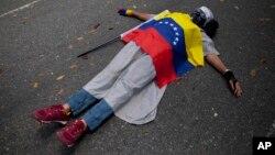 La directora ejecutiva de Fundepro, Jackeline Sandoval, responsabilizó al presidente Nicolas Maduro por no controlar la violencia.