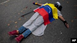 Secretario general de la ONU dijo estar preocupado por la violencia en Venezuela.
