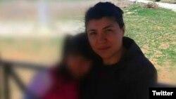 Emine bulut, assassinée par son ex-mari en Turquie (Photo Twitter).