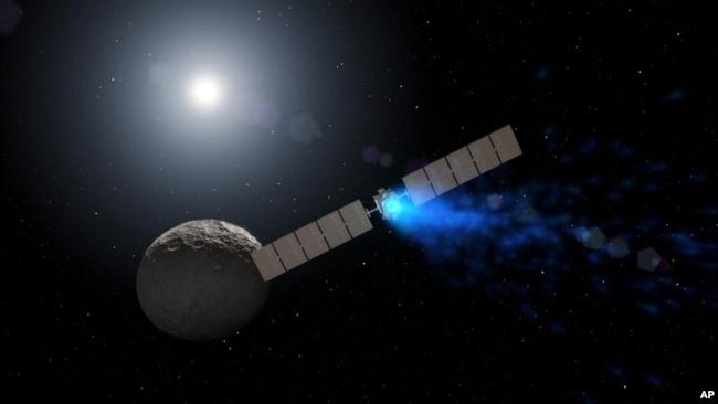 La conferencia de prensa en vivo el miércoles por NASA TV.