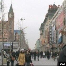 Ekonomski razvoj je vidljiv i na ulicama kineskih gradova
