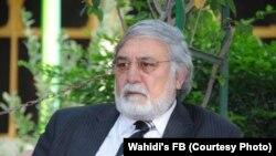 وحیدی چندین سال در زمان ریاست جمهوری حامد کرزی، والی کنر و سپس والی هرات بود
