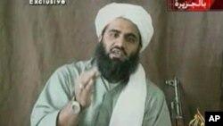 Menantu laki-laki Osama bin Laden, Sulaiman Abu Ghaith yang juga adalah juru bicara Al-Qaida (foto: dok).