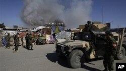 کشته شدن سی و دو تندرو در افغانستان