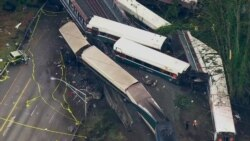 US Authorities Launch Investigation Into Amtrak Train Derailment