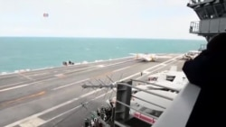 آمریکا حضور دریایی خود را در خلیج عدن تقویت می کند