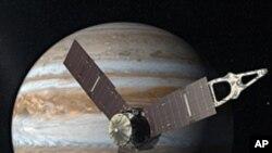 НАСА ќе го истражува Јупитер