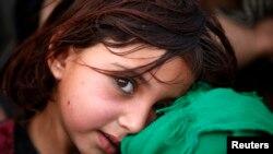 رابعه، کودک بیجاشدۀ یک ساحۀ قبایلی پاکستان
