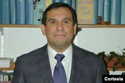 Prof. Julio Carrión, docente de Ciencias Políticas en la Universidad de Delaware y analista político